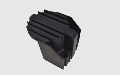 Anodizing application for the heatsink